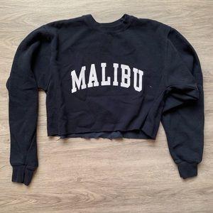 Brandy Melville Malibu Crewneck